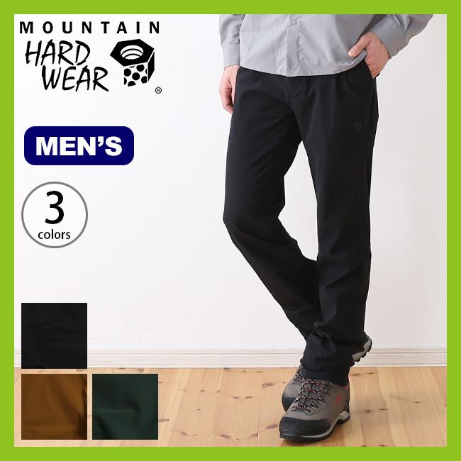 マウンテンハードウェア ダイヘドラルプリカーブパンツV.7 Mountain Hardwear メンズ ロングパンツ パンツ トレッキングパンツ クライミングパンツ <2018 春夏>
