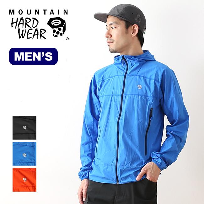 マウンテンハードウェア ゴーストライトストレッチジャケット Mountain Hardwear メンズ ジャケット アウター <2018 春夏>