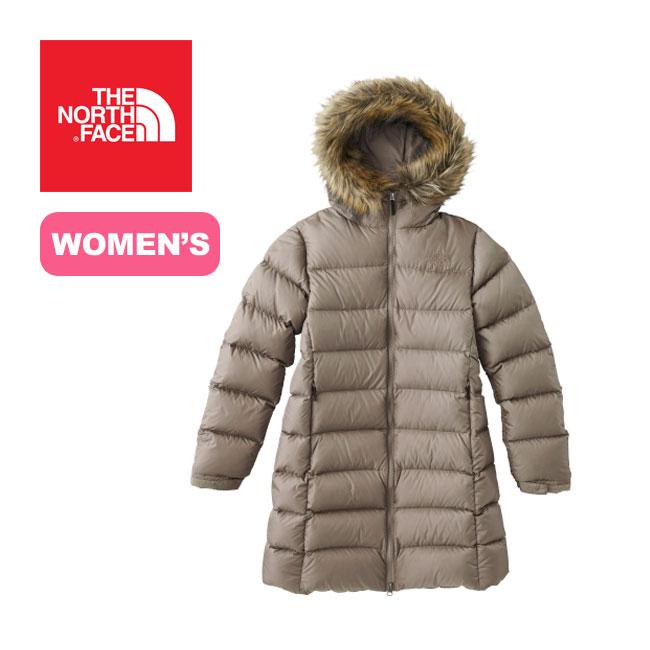 ノースフェイス ヌプシロングコート【ウィメンズ】 THE NORTH FACE Nuptse Long Coat コート アウター ダウン 17AW