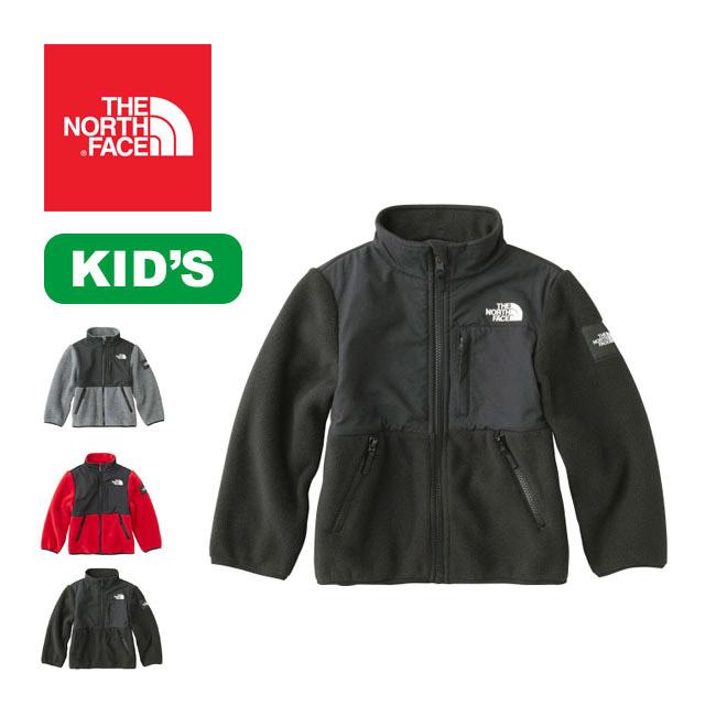 ノースフェイス デナリフリースジャケット キッズ THE NORTH FACE Denali Fleece Jacket コート アウター ダウン 16AW