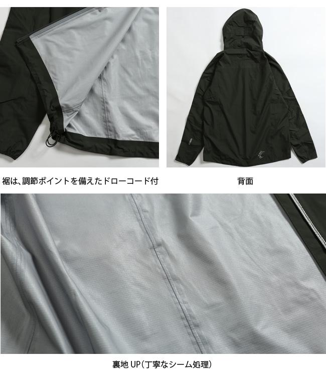 ティートンブロス フェザーレインフルジップジャケット TetonBros Feather Rain Full Zip Jacket メンズ アウター <2018春夏>