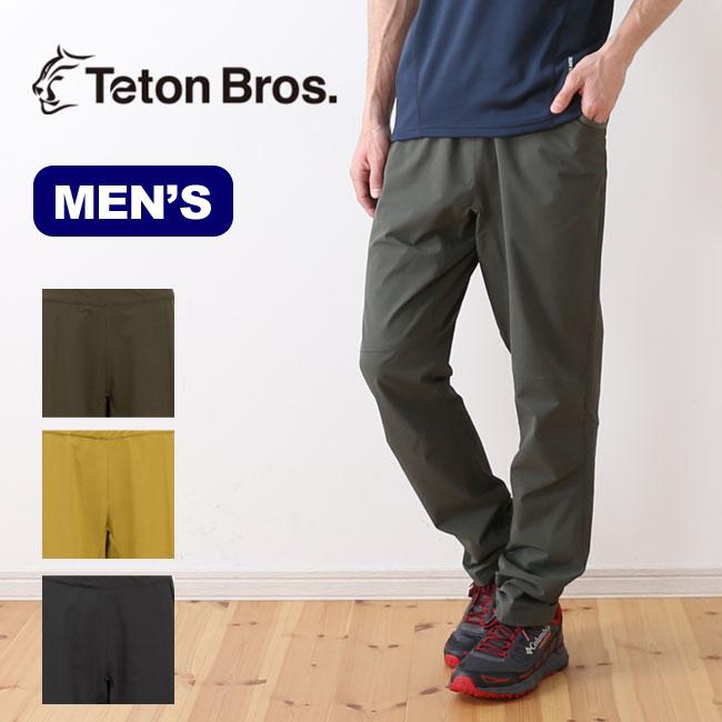 ティートンブロス ニュースクランブリングパンツ 2.0 TetonBros New Scrambling Pant メンズ ズボン <2018春夏>