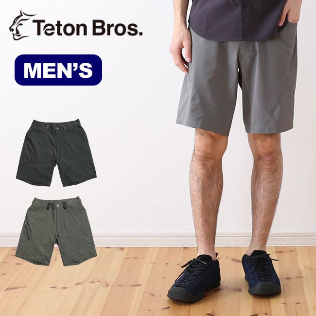 ティートンブロス フリクションショーツ TetonBros ズボン 短パン メンズ <2018 春夏>