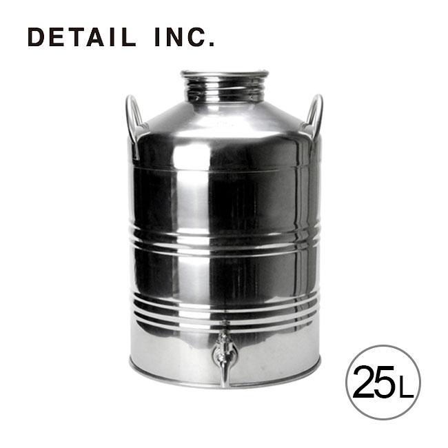 ディテール マルキシオ オイルドラム25L DETAIL marchisio Oil Drum 25L オイルケース オイルタンク ウォーターディスペンサー <2018 春夏>