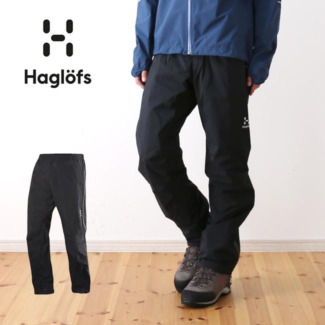 ホグロフス リム3パンツ メンズ HAGLOFS L.I.M SERIES III PANT MEN パンツ ロングパンツ レインパンツ シェルパンツ 男性 <2018 春夏>