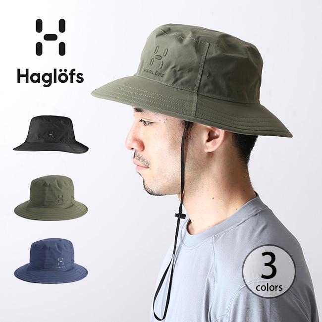 ホグロフスプルーフレインハット HAGLOFS PROOF RAIN HAT hat hat rain hat waterproofing  2018  spring and summer  b223f034304