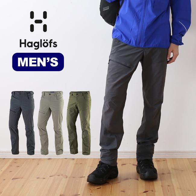 ホグロフス ライトクロスパンツ メンズ HAGLOFS LITE CROSS PANT MEN パンツ ロングパンツ 男性 <2018 春夏>