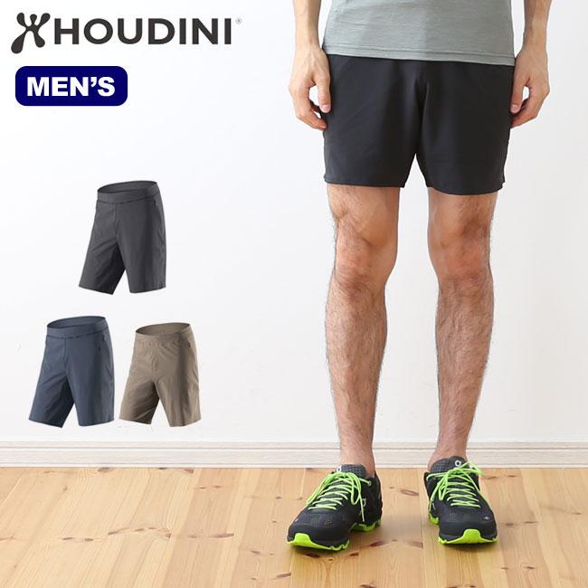 フーディニ メンズ ライトショーツ HOUDINI ズボン ショートパンツ 男性 <2018 春夏>