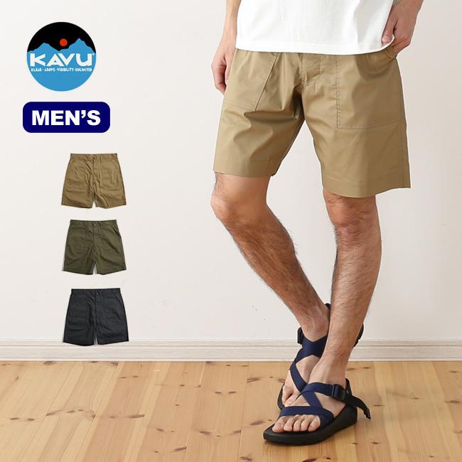 カブー シンプルショート KAVU Simple Short メンズ シンプルショート パンツ 短パン ショートパンツ <2018 春夏>