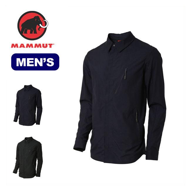 マムート ユーティリティシャツジャケット メンズ MAMMUT UTILITY Shirt Jacket Men トップス シャツ ジャケット <2018 春夏>
