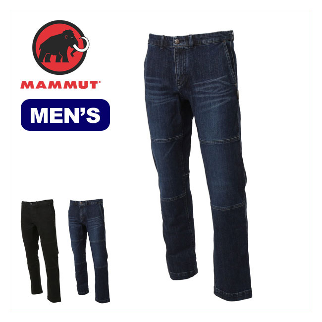 マムート チョークボルダーパンツ メンズ MAMMUT CHALK Boulder Pants Men ボトム パンツ ロングパンツ