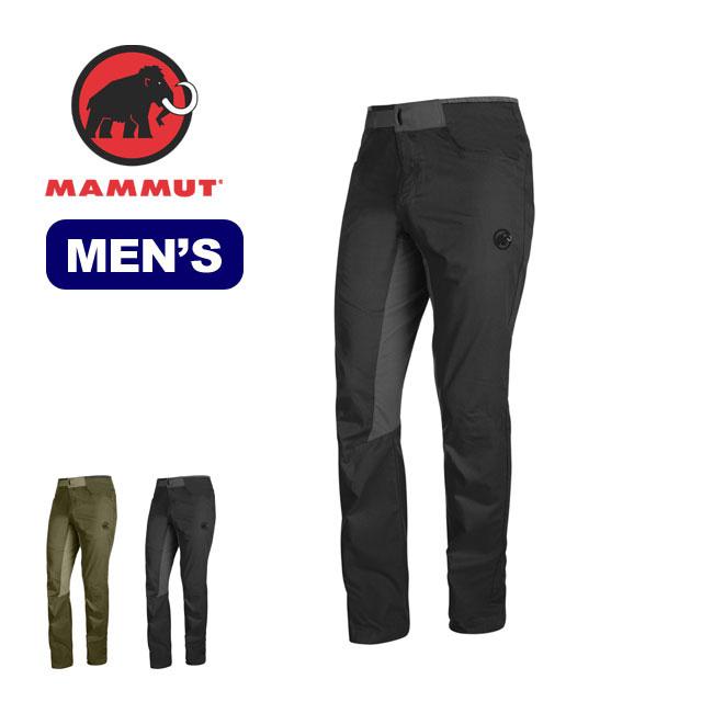 マムート マッソネパンツ メンズ MAMMUT Massone Pants Men ボトム パンツ ロングパンツ<2018 春夏>