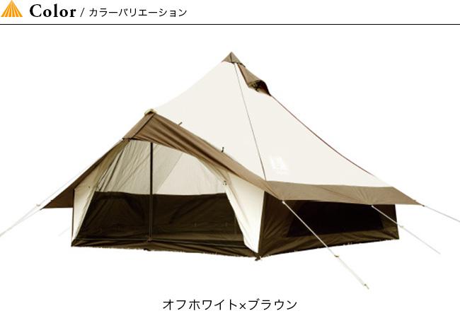 オガワ グロッケ12 T/C OGAWA Gloke T/C テント キャンプ アウトドア 焚き火 宿泊 5~6人用 ベル型テント <2018 春夏>