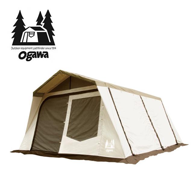 【キャッシュレス 5%還元対象】オガワ ロッジシェルター T/C OGAWA Lodge Shelter T/C テント ドーム キャンプ アウトドア 宿泊 <2019 春夏>