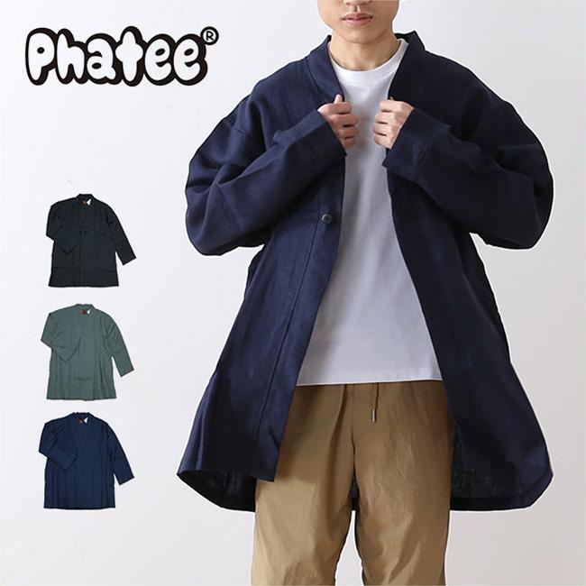 ファッティーウェア ハッピジャケット Phateewear HAPPI JACKET メンズ 羽織り 男性 <2018 春夏>