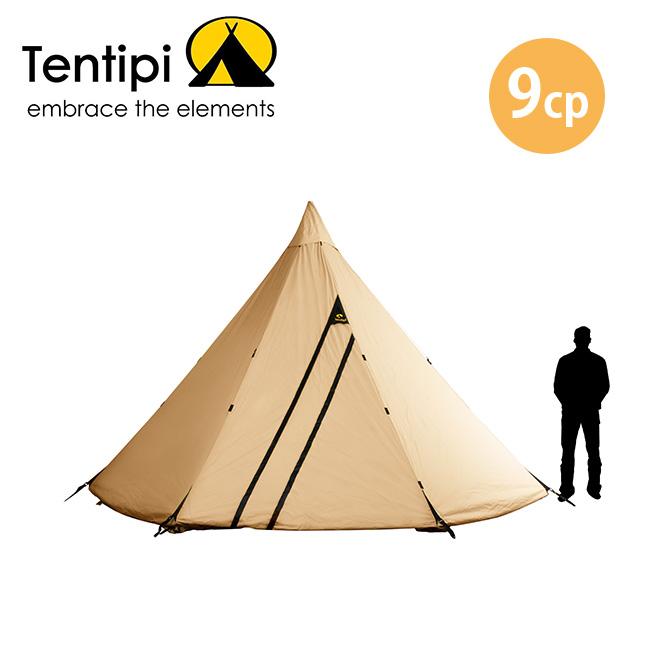 テンティピ オニキス9cp Tentipi Onyx 9cp テント キャンプ アウトドア 宿泊 ティピー <2018 春夏>