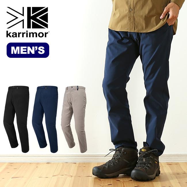 カリマー マカパパンツ karrimor macapa pants パンツ ロングパンツ ボトムス ストレッチパンツ 男性 <2018 春夏>