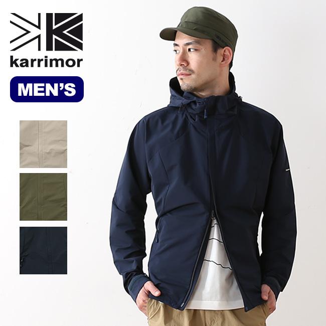 カリマー ハリントンジャケット karrimor harrington jkt メンズ ハリントン ジャケット アウター 防風ジャケットアウトドア