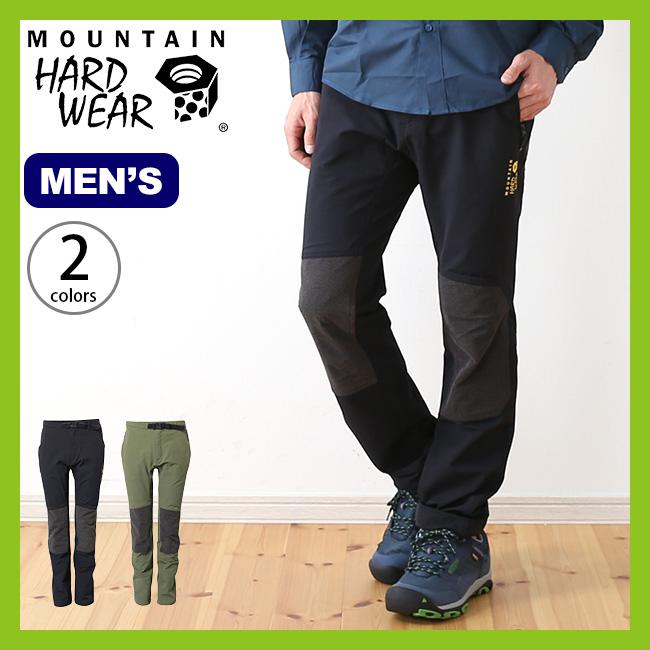 マウンテンハードウェア ダブルドラゴンパンツV.4 Mountain Hardwear メンズ パンツ ロングパンツ クライミングパンツ トレッキングパンツ <2018 春夏>