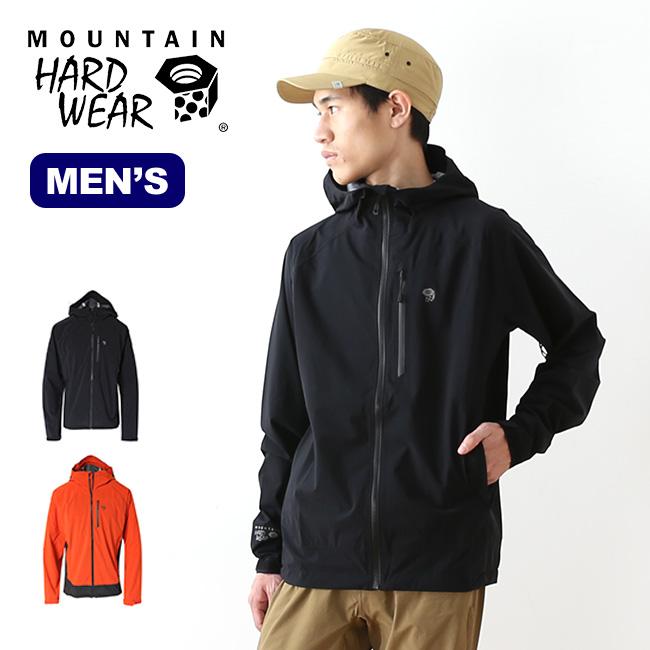 マウンテンハードウェア ストレッチオゾニックジャケット Mountain Hardwear メンズ シェルジャケット ジャケット マウンテンパーカ アウター <2018 春夏>