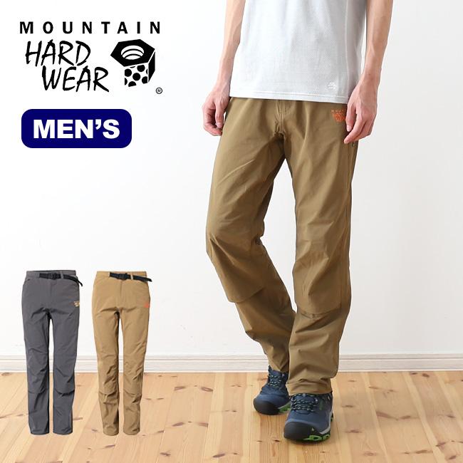マウンテンハードウェア ロックグラウンドパンツV.7 Mountain Hardwear メンズ ロングパンツ パンツ マウンテンパンツ ストレッチパンツ <2018 春夏>