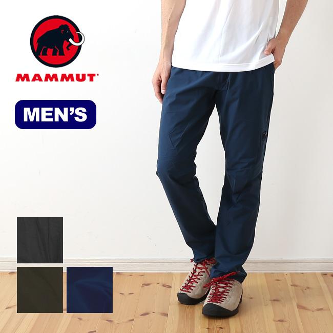 マムート ボールダーライトパンツ MAMMUT BOULDER Light Pants メンズ パンツ ロングパンツ クライミングパンツ <2018 春夏>