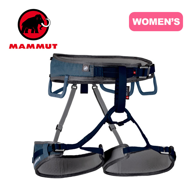 マムート オフィール3スライド【ウィメンズ】 MAMMUT Ophir 3 Slide Women レディース ハーネス トレッキング <2018 春夏>