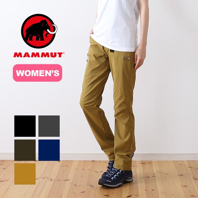 マムート アジリティースリムパンツ【ウィメンズ】 MAMUUT AEGILITY Slim Pants Women パンツ ボトムス ロングパンツ レディース 女性 登山 アウトドア <2018 春夏>