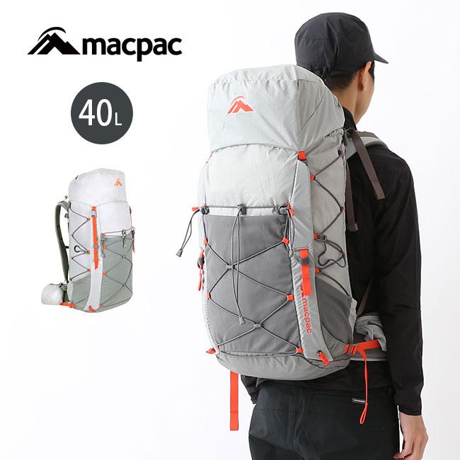 マックパック フィヨルド40 MACPAC FIORD 40 バックパック リュック ザック 40L <2018 秋冬>