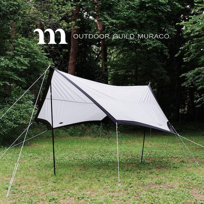 ムラコ オクタ4 タープ キャンプ MURACO <2018 春夏>