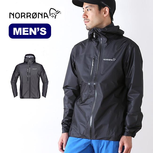 ノローナ ビィティフォーン ウルトラライト ドライ3ジャケット メンズ Norrona bitihorn ultralight dri3 Jacket ジャケット アウター 3レイヤージャケット 軽量 <2018 春夏>