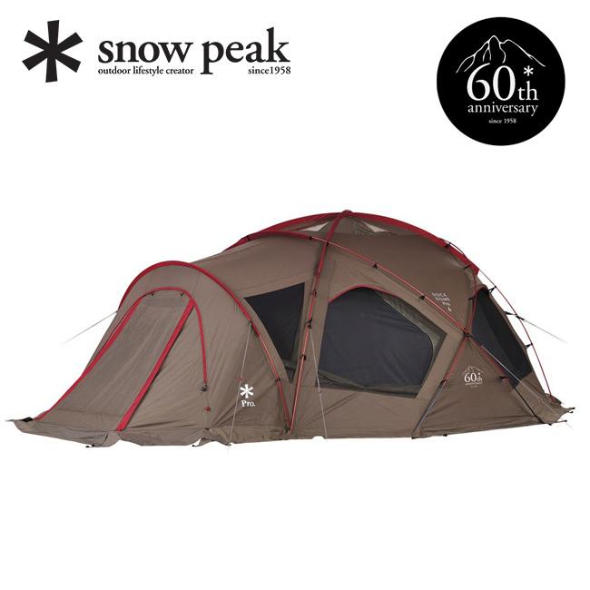 【在庫一掃】 スノーピーク 春夏> 60周年記念 ドックドーム キャンプ Pro.6 snow peak テント ドーム SD-510 シェルター ランドブリーズ4 宿泊 キャンプ アウトドア SD-510 <2018 春夏>, 三戸郡:8118567d --- paulogalvao.com