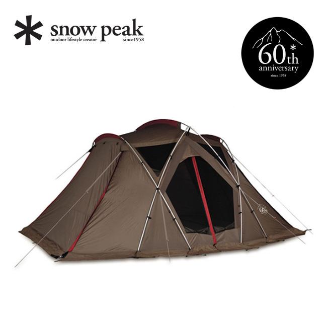 スノーピーク 60周年記念 リビングシェル Pro. snow peak テント 宿泊 アウトドア キャンプ TP-635 <2018 春夏>