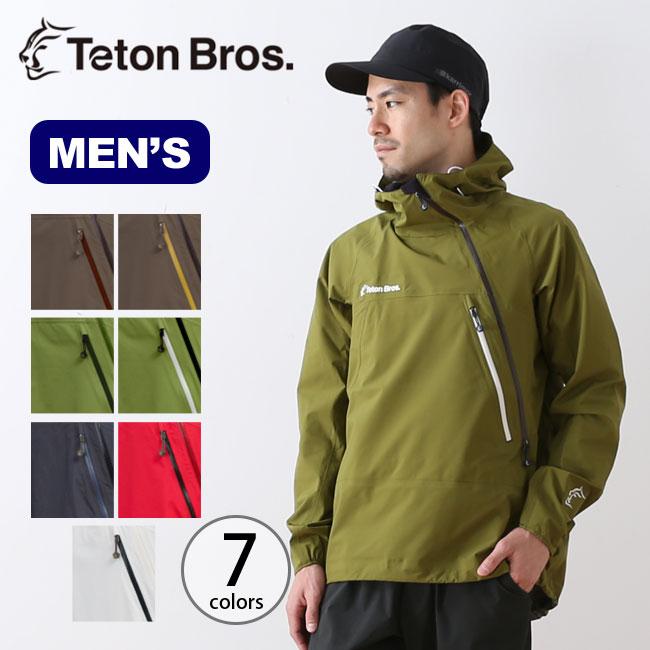 ティートンブロス ツルギライトジャケット TetonBros Tsurugi Lite Jacket メンズ アウター <2018春夏>