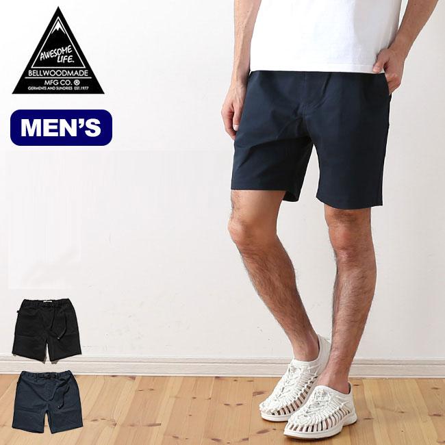 ベルウッドメイド オーサムショーツ スタンダードチノ BELLWOODMADE メンズ ショートパンツ パンツ ボトムス 半ズボン <2018 春夏>