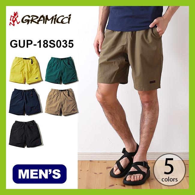 グラミチ パッカブルショーツ GRAMICCI PACKABLE SHORTS ショートパンツ パンツ ショーツ ボトムス 短パン GUP-18S035 <2018 春夏>