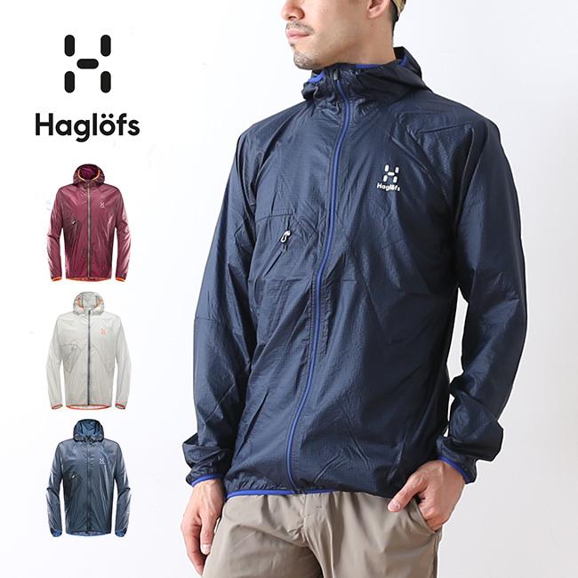 ホグロフス リムシールドコンプフード メンズ HAGLOFS ジャケット アウター パーカ ウィンドブレーカー ウィンドジャケット <2018 春夏>