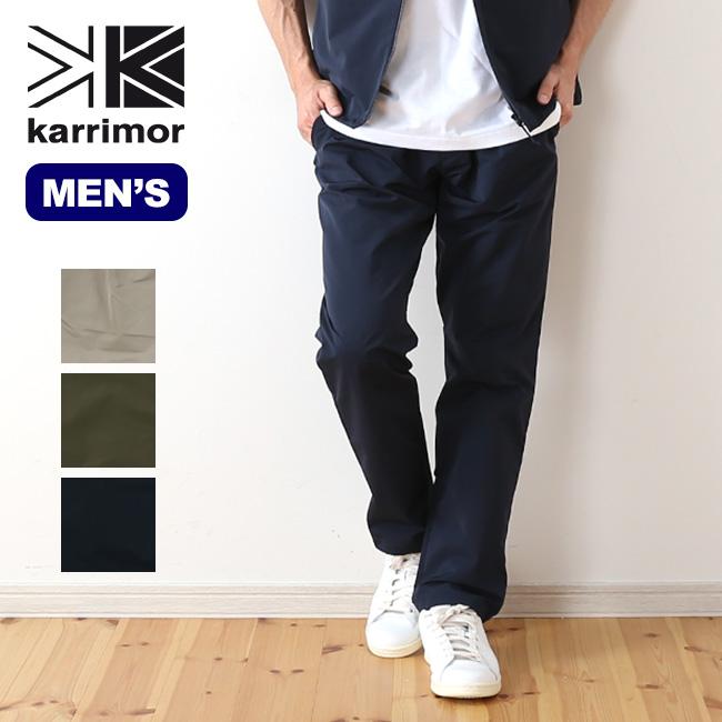 カリマー ハリントンパンツ karrimor harrington pants メンズ ハリントン パンツ ボトムス ロングパンツアウトドア