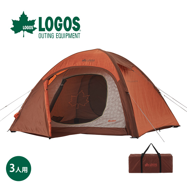 ロゴス エアマジック ドーム M-AH LOGOS テント ドームテント ドーム型テント <2018 春夏>
