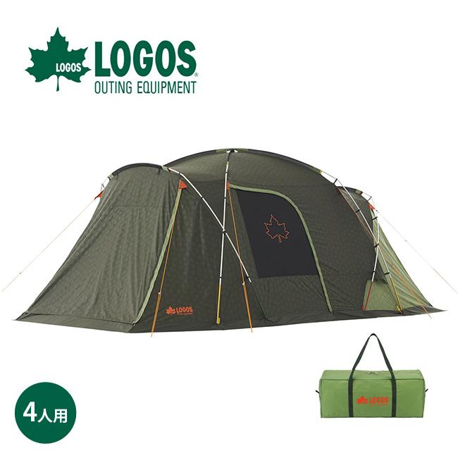 ロゴス neos プレーリー2ルーム・PLR L-AG LOGOS テント 2ルームテント <2018 春夏>