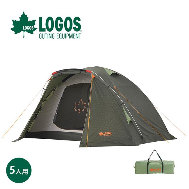 ロゴス neos ベーシックドーム・PLR WXL LOGOS テント 2ルームテント <2018 春夏>