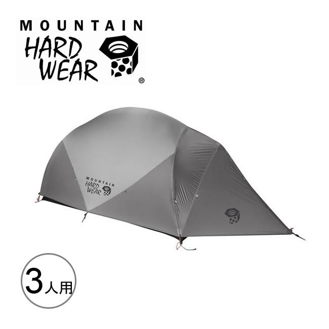 マウンテンハードウェア パスファインダー3テント Mountain Hardwear Pathfinder 3 Tent OU1754-073 テント テント 3人用 シェルター アウトドア sp18ss