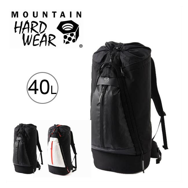 マウンテンハードウェア スプリッターステーション40パック Mountain Hardwear Splitter Station 40 Pack リュック バックパック リュックサック