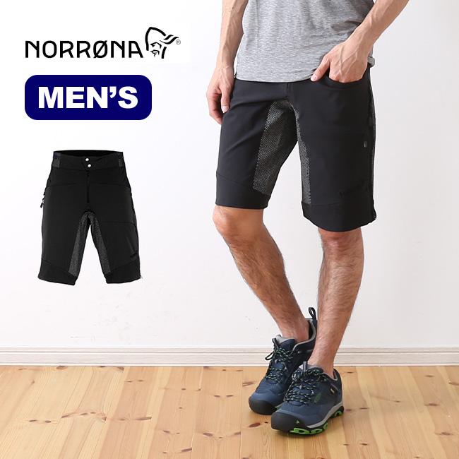 ノローナ シーボットン フレックス1ショーツ メンズ Norrona パンツ ショーツ ショートパンツ ハーフパンツ 短パン 男性 <2018 春夏>