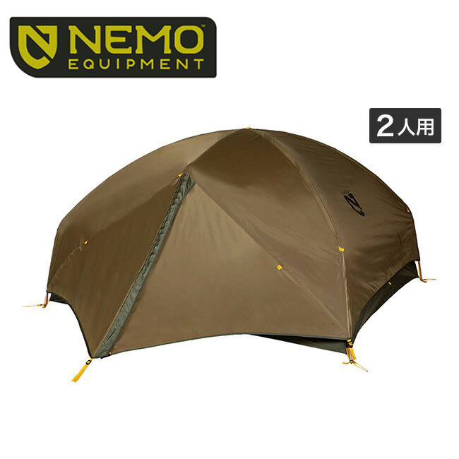 ニーモ ギャラクシーストーム 2P NEMO GALAXI STORM 2P テント 2人用 <2018 春夏>