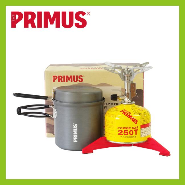 プリムス スターターボックス3 PRIMUS Starter box3 バーナー ガス シングルバーナー <2018 春夏>