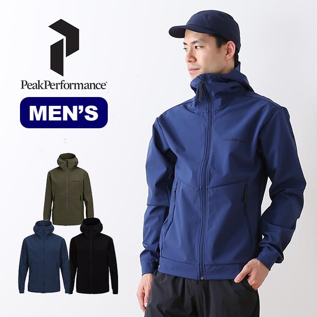 ピークパフォーマンス アドベンチャーフードジャケット PeakPerformance Adventure Hood Jacket アウター 上着 メンズ スポーツ アウトドア <2018 春夏>