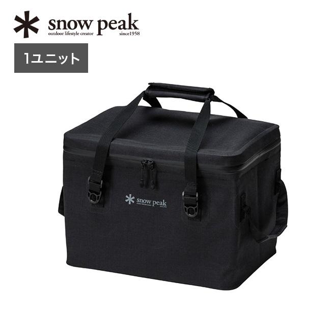 スノーピーク WPギアボックス 1ユニット snow peak Waterproof Gear Box 1unit キャリングケース ケース ギアボックス <2018 春夏>