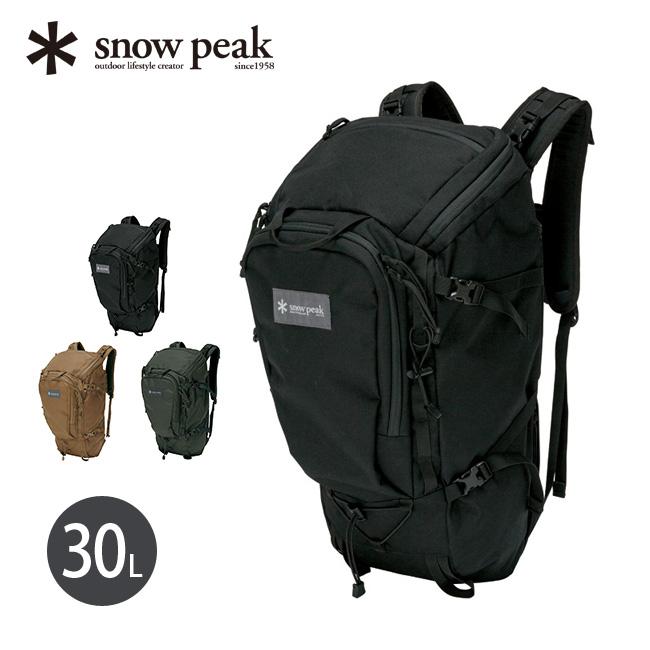 スノーピーク ヴォレ30 snow peak Vore 30 メンズ レディース ユニセックス ウェア バッグ リュックサック <2018 春夏>