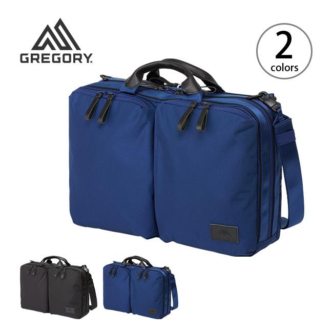 グレゴリー 3ウェイブリーフ GREGORY EXERT 3 WAY BRIEF ブリーフケース ビジネスバッグ ショルダーバッグ <2018 春夏>